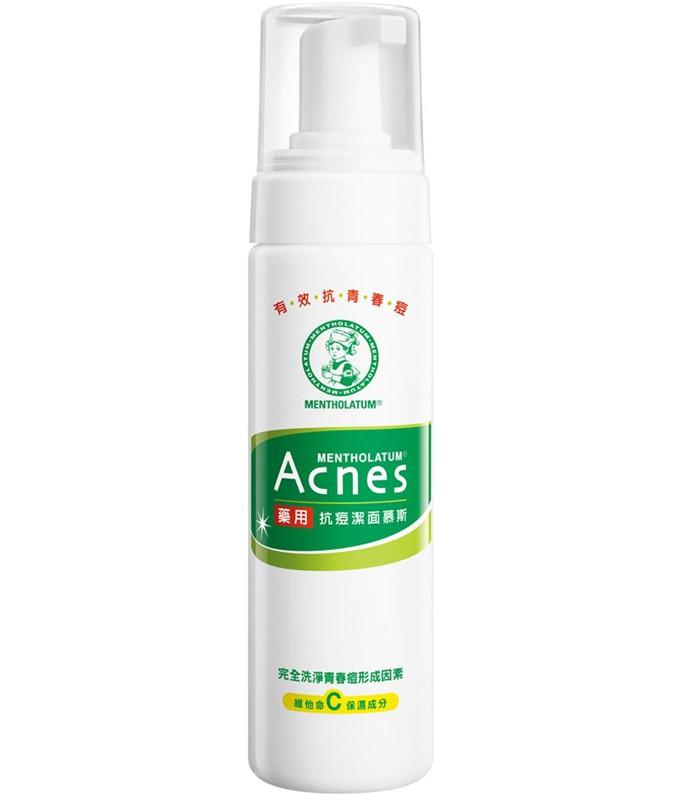 MENTHOLATUM 曼秀雷敦 - Acnes藥用抗痘潔面慕斯  - 150ml