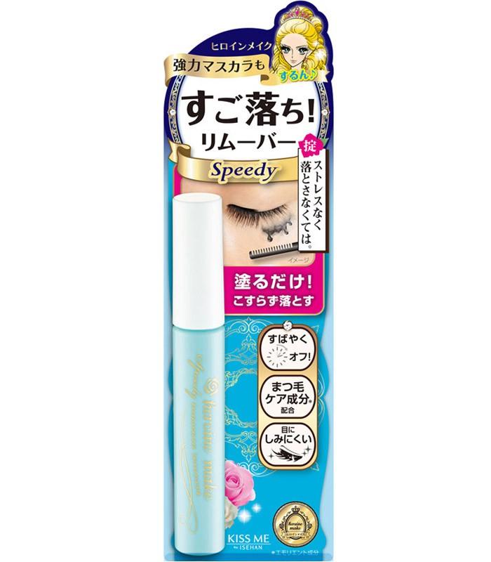 KISS ME 奇士美 - 花漾美姬 睫毛膏卸除液N  - 6ml