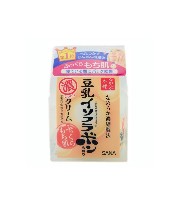 SANA 莎娜 - 濃潤豆乳美肌滋養霜  - 50g