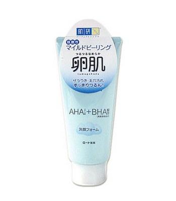 Hada-Labo 肌研 - 卵肌角質潔淨洗面乳  - 130g