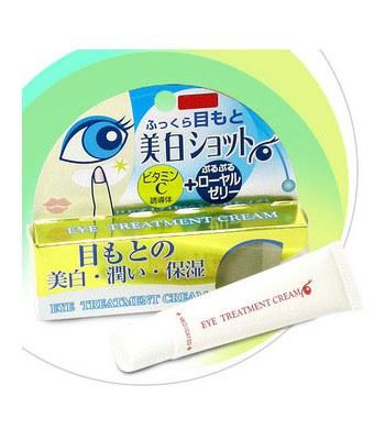 COSMETEX ROLAND - 淨白保濕眼霜-18g