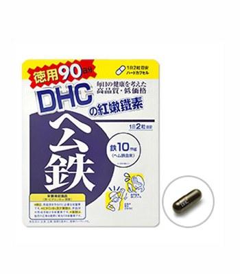 DHC - 紅嫩鐵素  - 90日份(90粒)