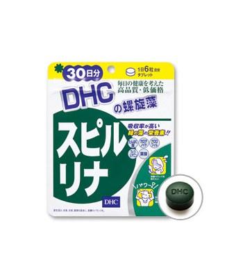 DHC - 螺旋藻  - 30日份(180粒)