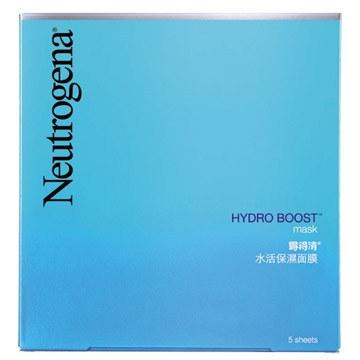 Neutrogena - 水活保濕面膜-5片