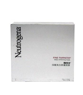 Neutrogena - 深層美白修護面膜-5片/組