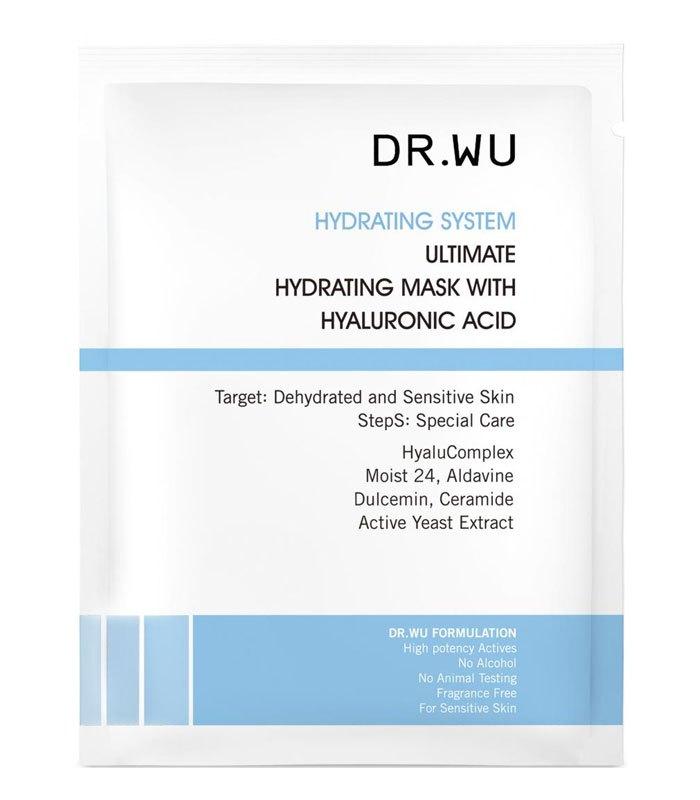 Special Offer 回饋價商品 - 【回饋價】玻尿酸保濕微導面膜  - 3入
