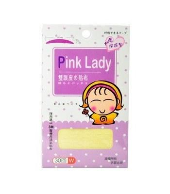 DJ Pink Lady - DJ Pink Lady雙眼皮貼 - 30回