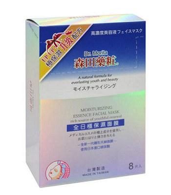 DR. JOU 森田藥粧 - 全日極保濕面膜  - 8入