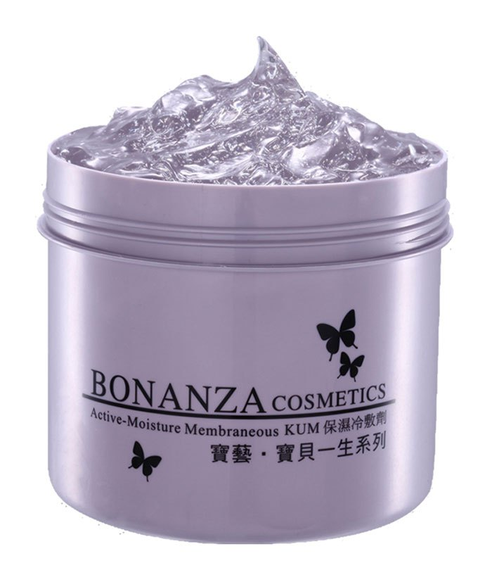 BONANZA 寶藝 - 保濕冷膚劑(紫)  - 550g
