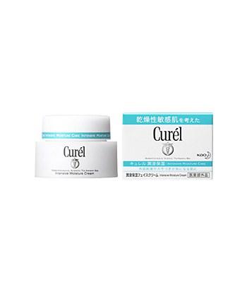 Curel - 潤浸保濕深層乳霜-40g