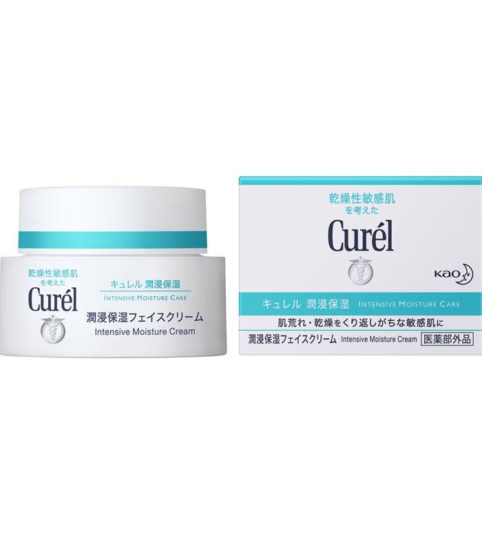 Curel 珂潤 - 潤浸保濕深層乳霜  - 40g
