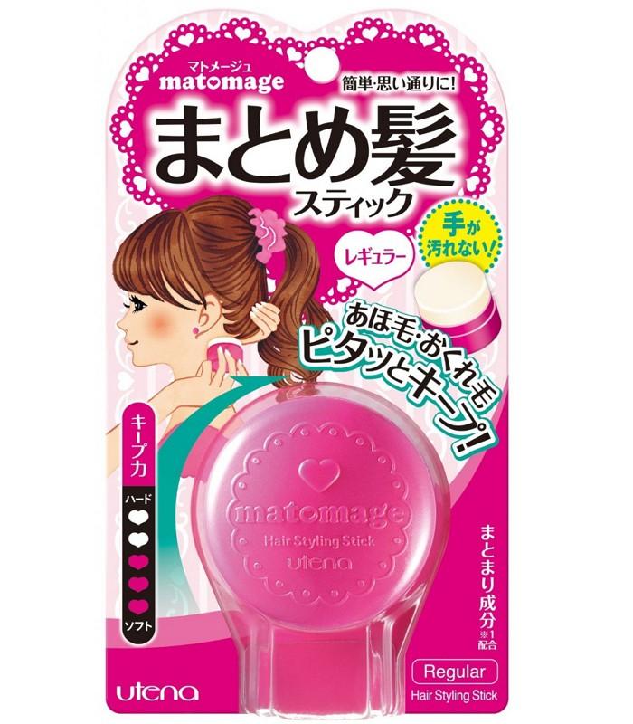 UTENA - 新造型固定髮膏(紅) -一般髮質 - 13g