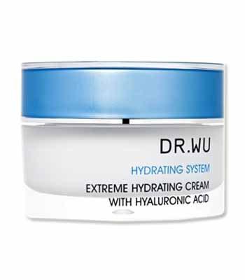 DR.WU 達爾膚 - 玻尿酸保濕精華霜  - 30ml