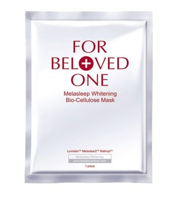 FOR BELOVED ONE 寵愛之名 - 亮白淨化生物纖維面膜  - 3入