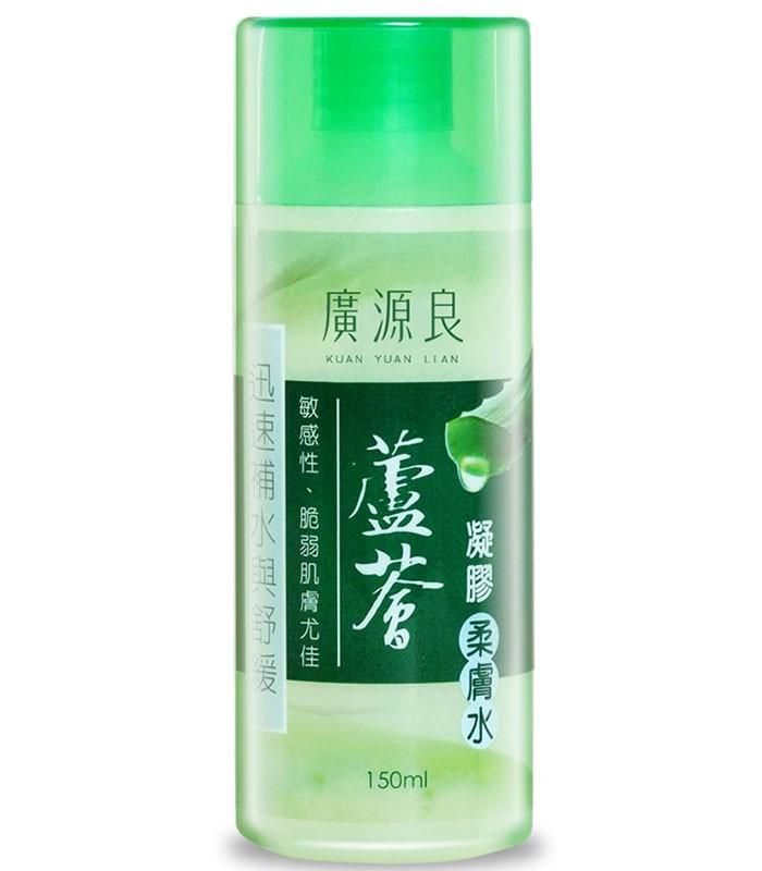 Kuang Yuan Liang 廣源良 - 蘆薈凝膠柔膚水  - 150ml