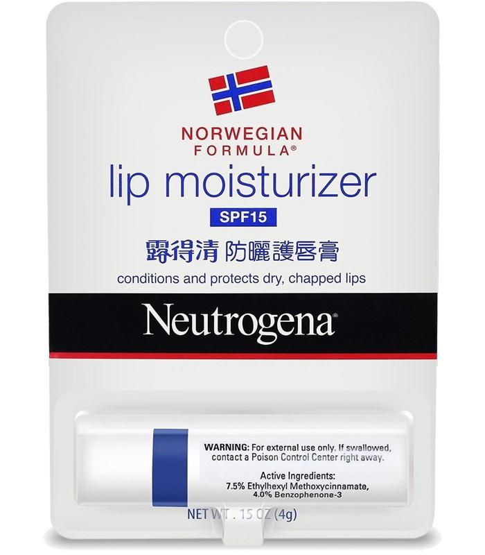 Neutrogena 露得清 - 防曬護唇膏  - 4g