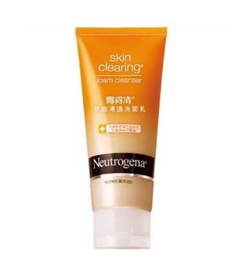 Neutrogena - 抗痘清透洗面乳-100g