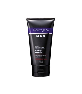 Neutrogena - 男性深層去油洗面乳-100g
