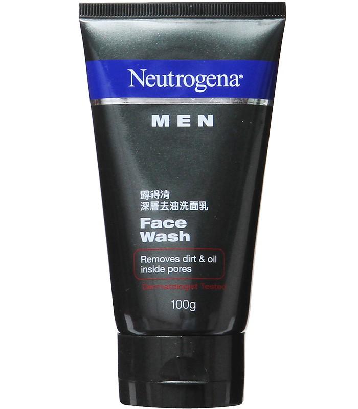 Neutrogena 露得清 - 男性深層去油洗面乳  - 100g