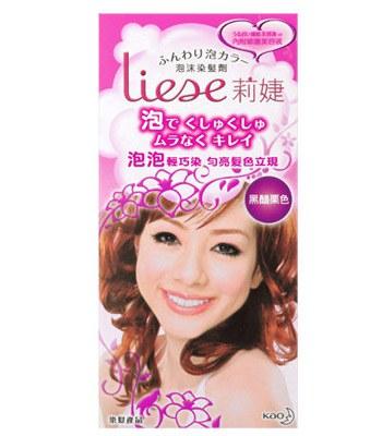Liese - 泡沫染髮劑