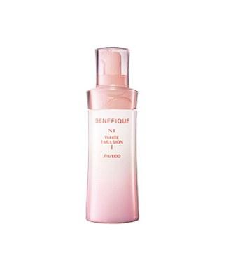 SHISEIDO Benefique - NT 美白柔膚乳