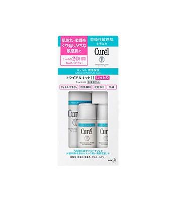 Curel - 潤浸保濕組
