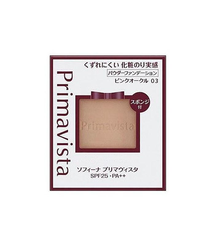 SOFINA 蘇菲娜 - 輕透裸膚粉餅蕊 - 9g(蕊心)