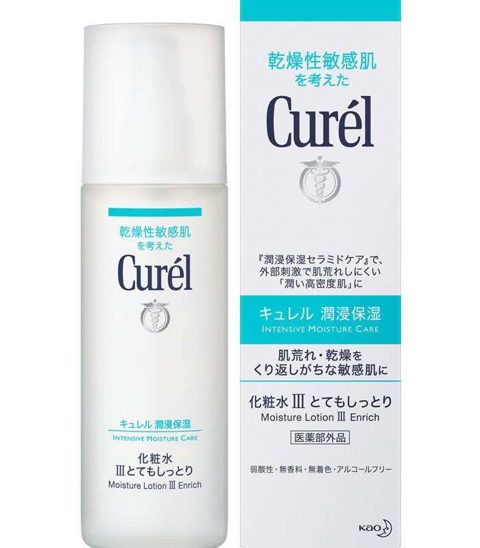 Curel 珂潤 - 潤浸保濕化粧水 - 150ml