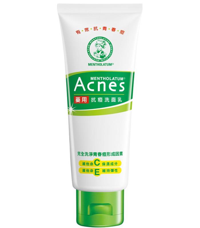 MENTHOLATUM 曼秀雷敦 - Acnes藥用抗痘洗面乳  - 100g