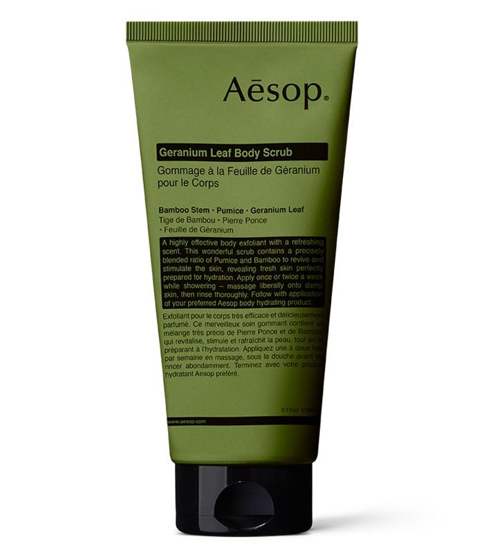 Aesop 伊索 - 天竺葵身體去角質露  - 180ml