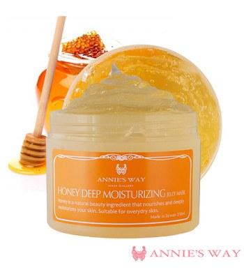 Annie's Way - 蜂蜜深層保濕果凍面膜  - 250ml