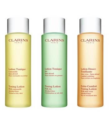 CLARINS 克蘭詩 - 鳶尾草化妝水-效期至2020/06  - 200ml