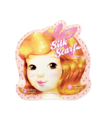 ETUDE HOUSE 愛麗韓 - 甜心香吻雙重修護寶貝髮膜  - 10ml+5ml