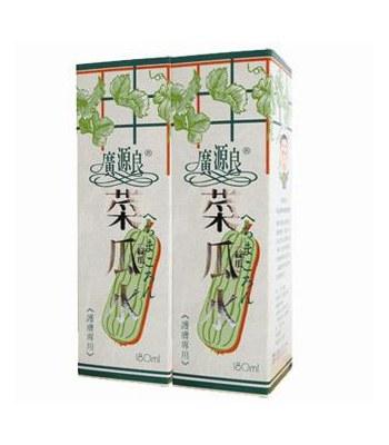 Kuang Yuan Liang - 護膚專用菜瓜水(2入)-180ml