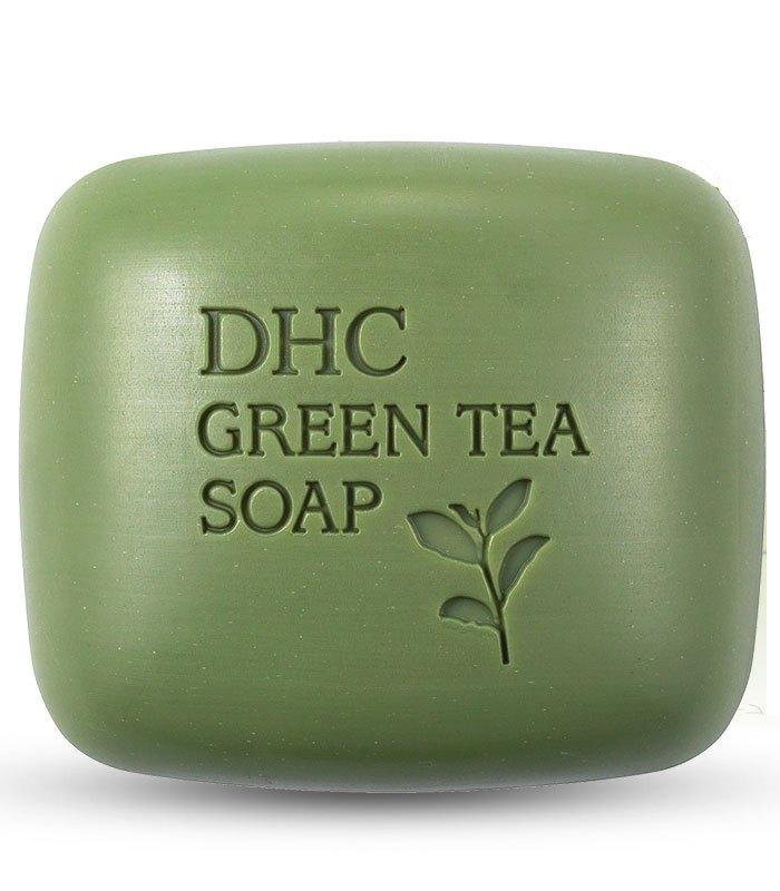 DHC - 天然草本綠茶皂  - 80g