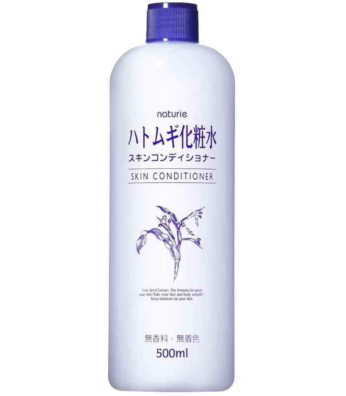 NATURIE - 日本薏仁化妝水  - 500ml