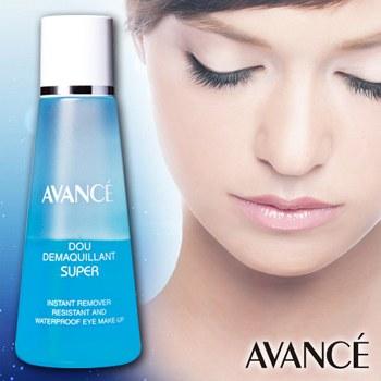 AVANCE 艾曼斯 - 眼部專用高保濕卸妝液  - 100ml
