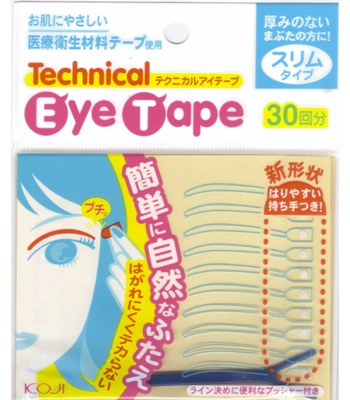 KOJI - 雙眼皮透明貼布-1ET1010-30回