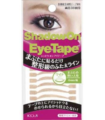 KOJI - 親膚雙眼皮貼布