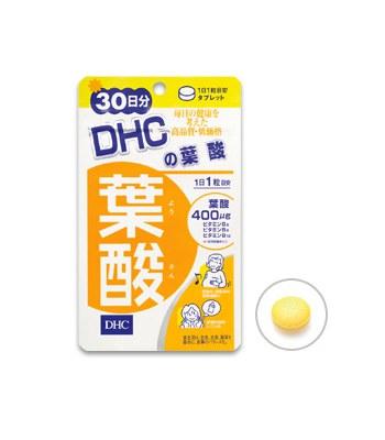 DHC - 葉酸  - 30日份(30粒)