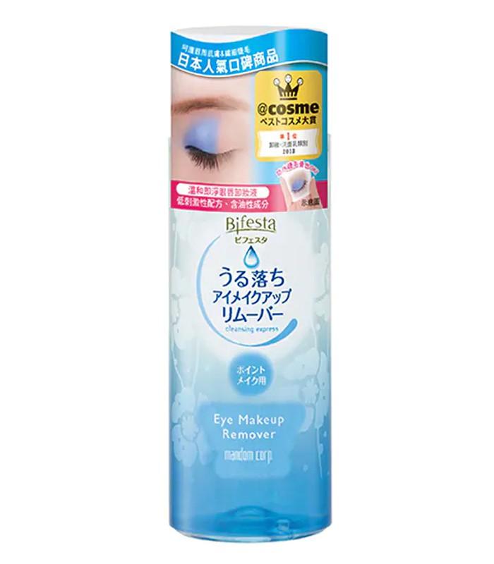 Bifesta 碧菲絲特 - CX 溫和即淨眼唇卸妝液/曼丹眼唇卸妝液  - 145ml
