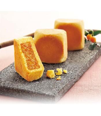 ChiaTe - 鳳梨酥12入-奶蛋素-12入