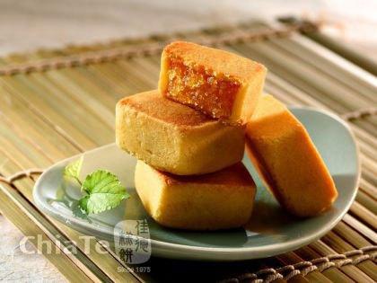 ChiaTe 佳德 - 鳳梨酥12入-奶蛋素  - 12入