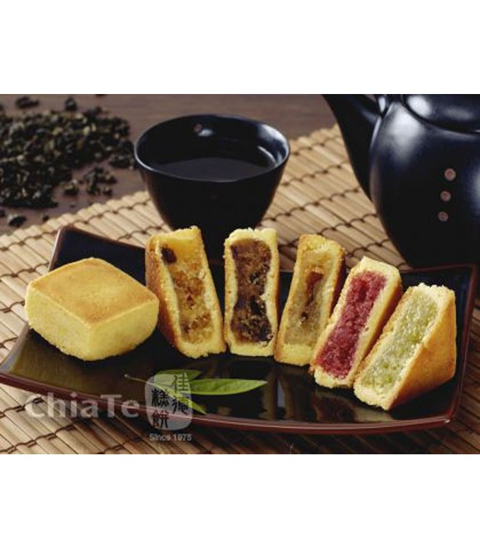 ChiaTe 佳德 - 水果酥  - 12入
