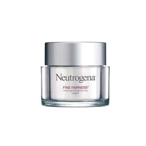 Neutrogena - 細白修護晚霜-50g