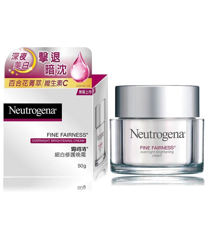 Neutrogena 露得清 - 細白修護晚霜  - 50g