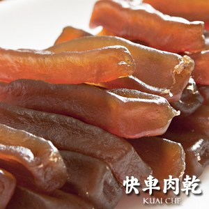 KUAI CHE Traditional Food Shops 快車肉乾 - 純蒟蒻條(原味)  - 285g
