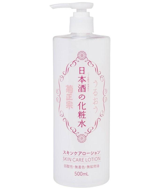 MYHUO Skincare Collection 買貨推薦保養 - 菊正宗 日本酒化妝水 -白色 - 500ml