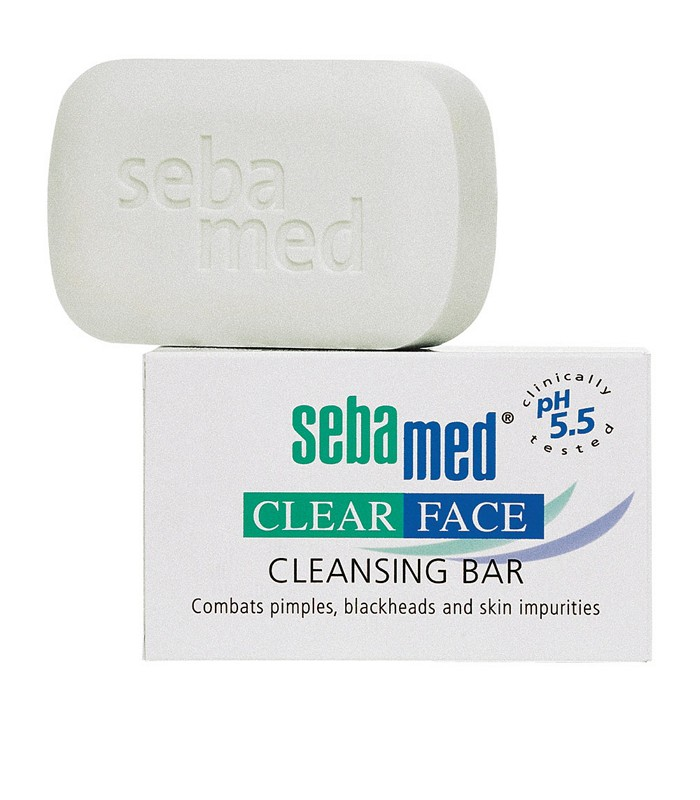 SEBAMED 施巴 - 5.5痘淨潔面皂  - 100g