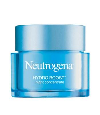 Neutrogena - 水活保濕晚間凝膜-50g